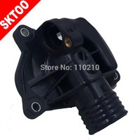Wholesale auto parts car coolant thermostat for Land Rover Freelander MG Rover75 PEL100570 PEL000090