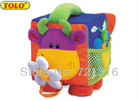 activity play cube - Farm Activity Play Cube Germany TOLO Baby Toys Building Block with Plastic Rattles Teeth