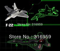 air fighter planes - RC Fighter US Air Force G remote control plane F22 axle airscrew Stealth Fighter Glider EPS Shatter Resistant plane toy