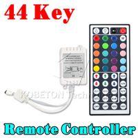 Wholesale 2015 Hot DIY W RGB SMD LED Light Strip V A Wireless Key RF Controller Led Remote Controller Controler