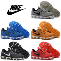 rubber boot - Nike Air Max Tailwind Running Shoes Men Original Cheap Sneakers Authentic Walking Boots K New Mesh Sport Shoes Size