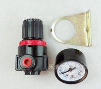 air pressure relief - New Air Control Compressor Pressure Gauge Relief Regulating Regulator Valve AR2000