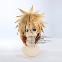 amnesia cosplay - Toma Amnesia Cosplay Party Wigs Short Light Brown Brown Male Ombre Wig CW07H