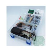 basic electronics kit - Basic Electronics Starter Kit mini kit for beginners with sensors and electronics components valuable option for students