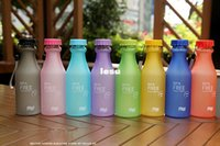Wholesale Unbreakable Sport Travel Water Bottle Portable Leak proof Cycling Camping Cup