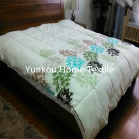 autumn leaves quilt - Size quot X88 quot warm quilt autumn and winter comforter printed leaves filling with polyester