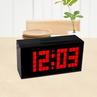 Wholesale Hot Sell Big number Multi Function LED Digital Clock Clearly Backlight Alarm Timer wall clock