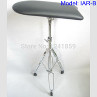 adjustable leg chair - Steel Tattoo Arm Leg Rest Stand Portable Adjustable Chair Supply IAR B