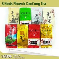best tea flavors - 8 Different Flavors Feng Huang Dan Cong Chaozhou Oolong Best Quality Phoenix Dancong Tea g