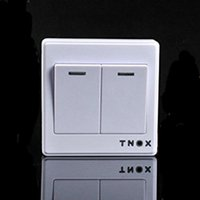 Wholesale HD P Spy Hidden Camera Wall Power Switch Cam Motion Detection Remote Controller Video Voice Camcorder T3