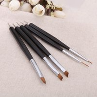 Wholesale fashion Nail Art Design Pen Set Painting Dotting Brush Kit Nail Brushes Styling Tools make up