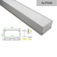 aluminum tube connectors - 2015 New Pendent Aluminum Profile With Degree Connector For Hom Ceiling lighting based on Led Tube v Led strip ALP046