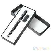 Wholesale Hero Alloy Fountain Pen Golden Plated Fine Nib Point Study Office Fountain Pens T2Z