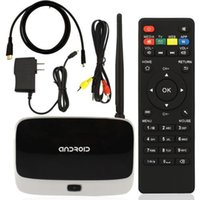 Wholesale CS918 Quad Core Android Smart TV Box XBMC WiFi Full P Media Player