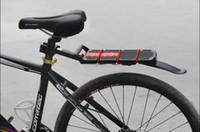 bicycle fender mounts - MTB Bike Bicycle Carrier Rack Rear Shelf Pannier Rack Seatpost Mount Quick Release W Fender rope
