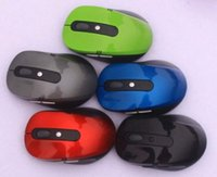 Wholesale Fashion Mini USB G Snap in Transceiver Optical Foldable Folding Arc Wireless Mouse W101 For PC Laptop Computer