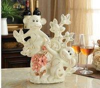 article monkey - Zodiac monkey furnishing articles ceramics handicraft wedding gift
