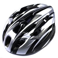 Wholesale New Vents Adult Sports Mountain Road Bicycle Bike Cycling Helmet Silver Lucky