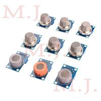 Wholesale Gas detection module MQ MQ MQ MQ MQ MQ MQ MQ MQ each of them total sensor for arduino kit