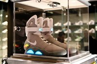 easter led lights - NIKE Air Mag Shoes LED Light Charging Shoes Mens Marty McFly Cheap Best Basketball Shoes Mens Luxury Elite Limited Running Shoes Grey Balck