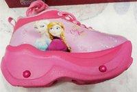 Wholesale Frozen Sports Shoes Double row roller skates pairs carton