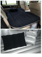 air driven vehicles - Outdoor Vehicle Air Mattress Camping Sleeping Pad Self driving Inflatable Mattress