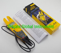 Wholesale FLUKE T5 Clamp Continuity Current Electrical Tester Brand New T5