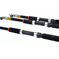 Wholesale S5Q Ultra Light M Portable Telescopic Glasses Fiber Spinning Fishing Rod Pole AAAFDB