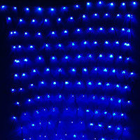 Wholesale US Stock Outdoor Indoor x1 m LED Strings Christmas lights Lighting Net Lamp Meshwork Holiday Flashlight Light CE RoHs Certificate