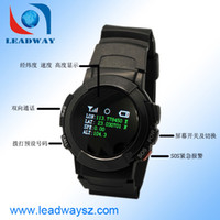 adult dvd - Adult Fashionable slim GPS positioning watches gps tracker