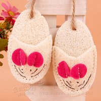 Wholesale 10 yuan selected like loofah dog toy slippers two loaded natural chews cats and dogs pet toys x