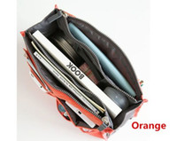 Wholesale New Lady Women Insert Handbag Organiser Purse Large Organizer Bag Tidy Travel HG