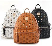 discount designer handbags - Discount Price Famous handbags MCM women shoulder bags Fashion designer totes bag purses PU leather bags Messager bag MCM090 Drop Shipping