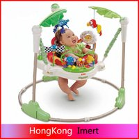 baby activity center - 2016 Hot New Rainforest Jungle Jumperoo Baby Jumper Activity Center for baby safe and educitiona kids