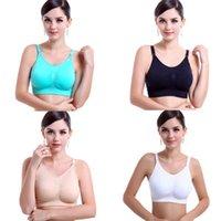 best maternity pads - Best Women s Padded Bra Tops Pregnant Full Coverage Maternity Push Up Brassiere Tanks