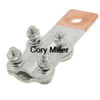 aluminum cable clamps - JTL Conductor mm2 Copper Aluminum Terminal Connector Cable Joint Clamps order lt no track