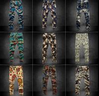 floral print pants - 10 Colors Plus Size M XL Summer Linen Mens Joggers Flower Print Casual Men s Trousers Fashion Men Pants