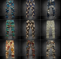 linen pants - 10 Colors Plus Size M XL Summer Linen Mens Joggers Flower Print Casual Men s Trousers Fashion Men Pants