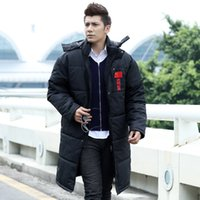 china coats - China coat lengthened tide han edition cultivate one s morality men detachable lengthened trench coat dust coat cloth sportswear cap