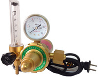 Wholesale Electric Heated CO2 Pressure Gas Regulator