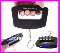 Cheap 50kg 10g Portable LCD Digital Fish Hanging Lage Weight Electronic Hook Scale 1107#07