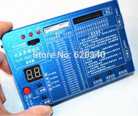 Version améliorée coque métallique portable TV / LCD / LED outil de test LCD testeur de panneau de soutien 7 -55