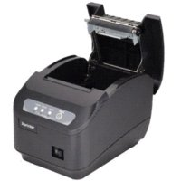 barcode machines - pos printer High quality mm thermal receipt printer automatic cutting machine printing speed Fast