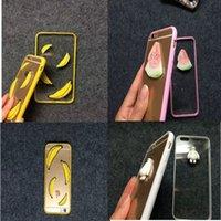 Cheap Transparent Case Best Creative Stereoscopic Fruit Case