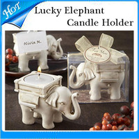 wedding and baby favors - Wedding gift favors Lucky Elephant candles Wedding favors and baby gifts Valentines love gift