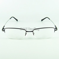 Wholesale 2015 New Shape Memory Alloy Optica Frame With Clear Lens Colors Free Shipment