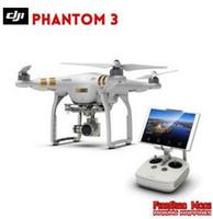 En Stock Nouveau 100% Original authentique DJI Phantom 3 UAV Drone professionnel Quadcopter avec 4k UHD Caméscope Sipping gratuite par DHL