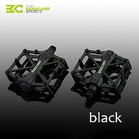 bc colors - Basecamp High Quality Mountain Bike Pedals MTB Road Cycling Sealed Bearing Pedals BMX Ultra Light Bicycle Pedals Colors BC