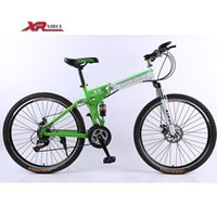 Wholesale Bike mountain speed bicicleta folding bicycle Bikes inch xirui X6 road bike taga bike stroller for men women mountainbike