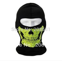 Wholesale Athletic Running Cycling Skiing Game Balaclava Hood Hole Head Skull Face Mask Protector Beanie Hat Scarf